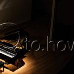 さよならのエチュード(ピアノ)
